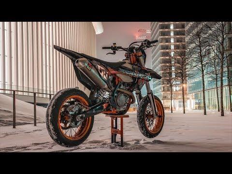 KTM EXC 500 SIXDAYS SUPERMOTO BIKE PORN