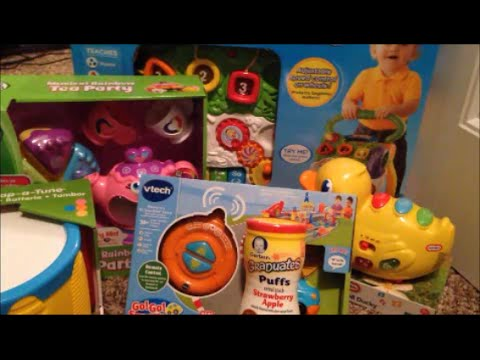 Babyu0027s First Christmas Gift Ideas (10 Months Plus)   YouTube