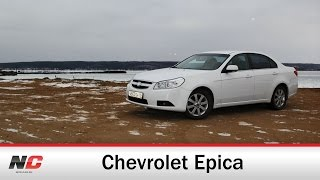 Chevrolet Epica / тест-драйв / Nice-Car.Ru