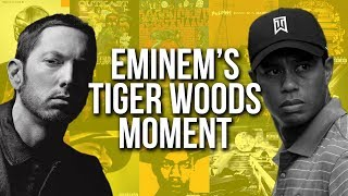 EMINEM & TIGER WOODS: WHAT HAPPENS WHEN YOU ALIENATE FANS