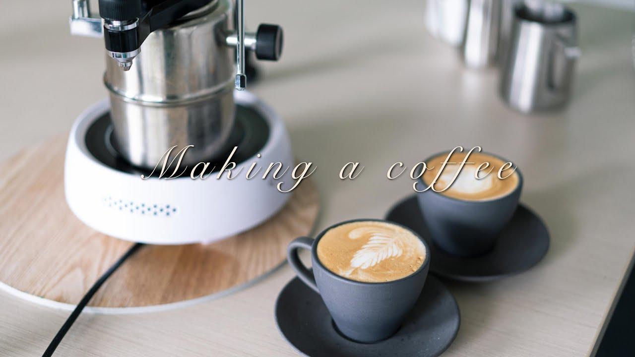 Download Making cappuccino with Bellman Espresso & Steamer – CX 25P