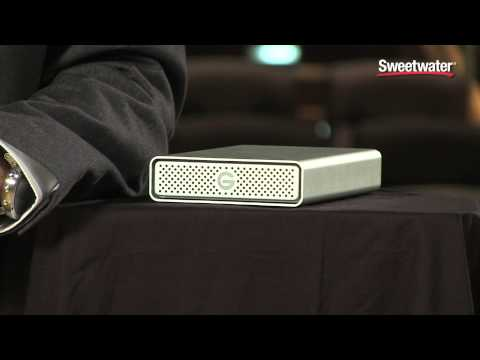 G-Technology G-Drive Hard Drive Series Overview - Sweetwater Sound