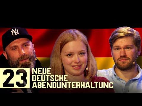 Bundestagswahl-Spezial mit Itscoleslaw, Shahak Shapira und Niko Backspin, Jonah live | NDA #23