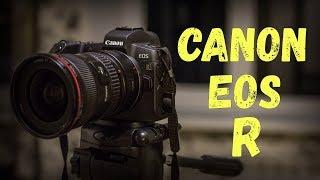 Canon EOS R. Видеосъемка. Тесты с Sony a6300.