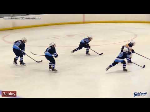 California GoldRush vs Maple Leafs, 9/30/17