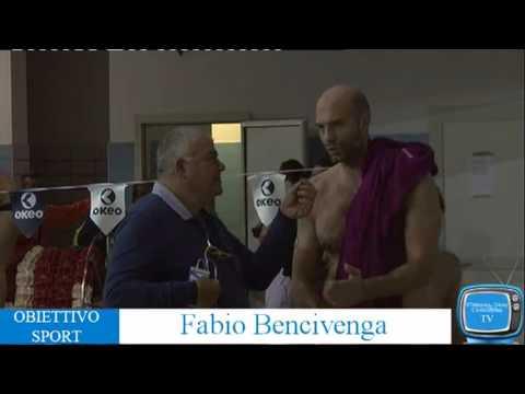 Pallanuotiamo con Fabio Bencivenga -Puntata del 23/01/2016