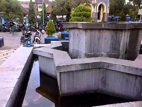 CAMI MADIUN SQUARE (Masjid Agung Baitul Hakim Madiun)