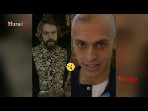 Kosem Sultan(Sultan Murad in Real Life)