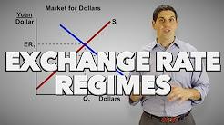 Floating vs. Fixed Exchange Rates- Macroeconomics 5.4