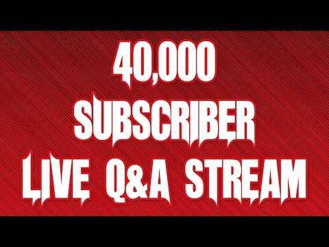 Subscriber Live Q&A Stream [Apex Legends & Forts Gameplay] With Facecam - 동영상