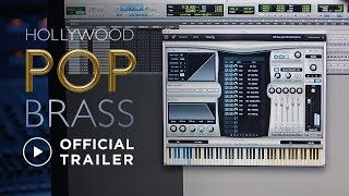 EastWest Hollywood Pop Brass Trailer