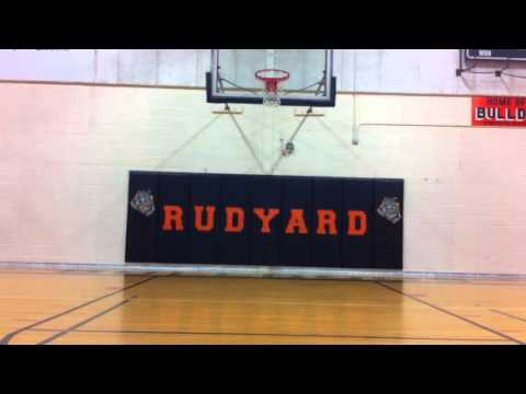 tyler wilson dunk rudyard high school