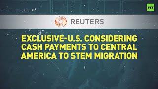 Biden은 중앙 아메리카 국가에 현금을 제공하고, 미국의 요구를 충족시키기 위해 가야한다고 비판