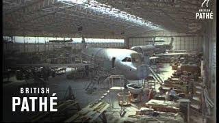 bac 111 production colour 1965