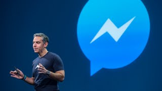 Facebook's David Marcus Talks Bots, Payments for Messenger on 'Bloomberg West' (09/16/16)