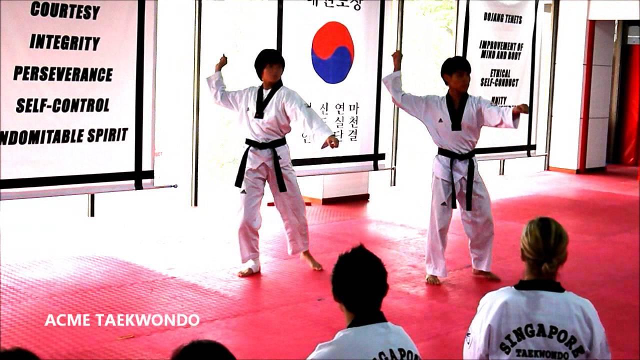 Taeguek Sam-Jang