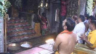 AMBAJI TEMPLE AARATI (NEW YEAR - ANNAKUT) GUJARAT, INDIA