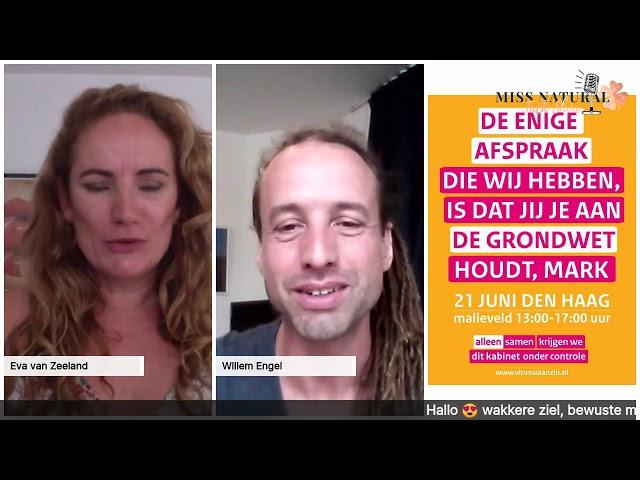 Interview Willem Engel 🕺Viruswaanzin in Nederland 🇳🇱 Dance First Think Later