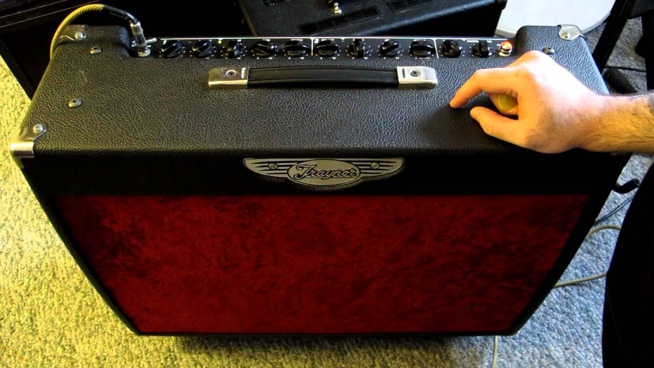 JMP Guitars - Demo - Custom Traynor YCV80 Guitar Amplifier