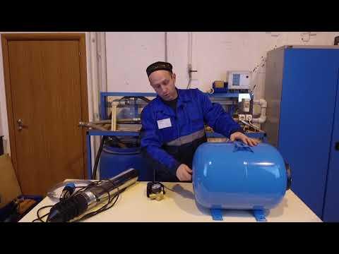 Как организовать водоснабжение частного дома из колодца