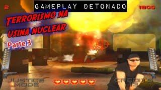 Nintendo Wii: Target Terror - Terrorismo na usina nuclear (Parte 3).