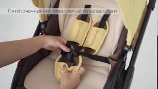 видео Трехточечный и пятиточечный ремень безопасности