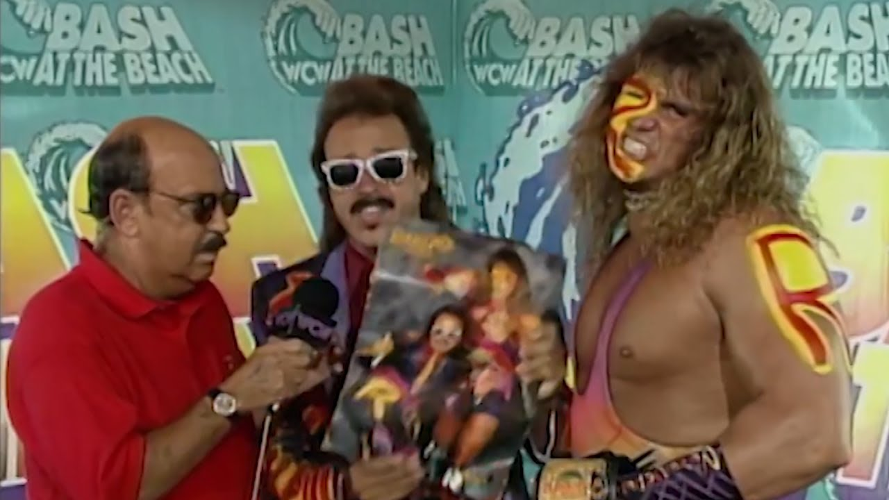 The Renegade in WCW - The Early Years (Keep Kayfabe Episode 0) - YouTube