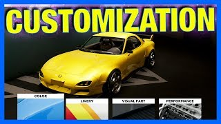The Crew 2 : WIDEBODY MAZDA RX7 CUSTOMIZATION & DRIFTING!!