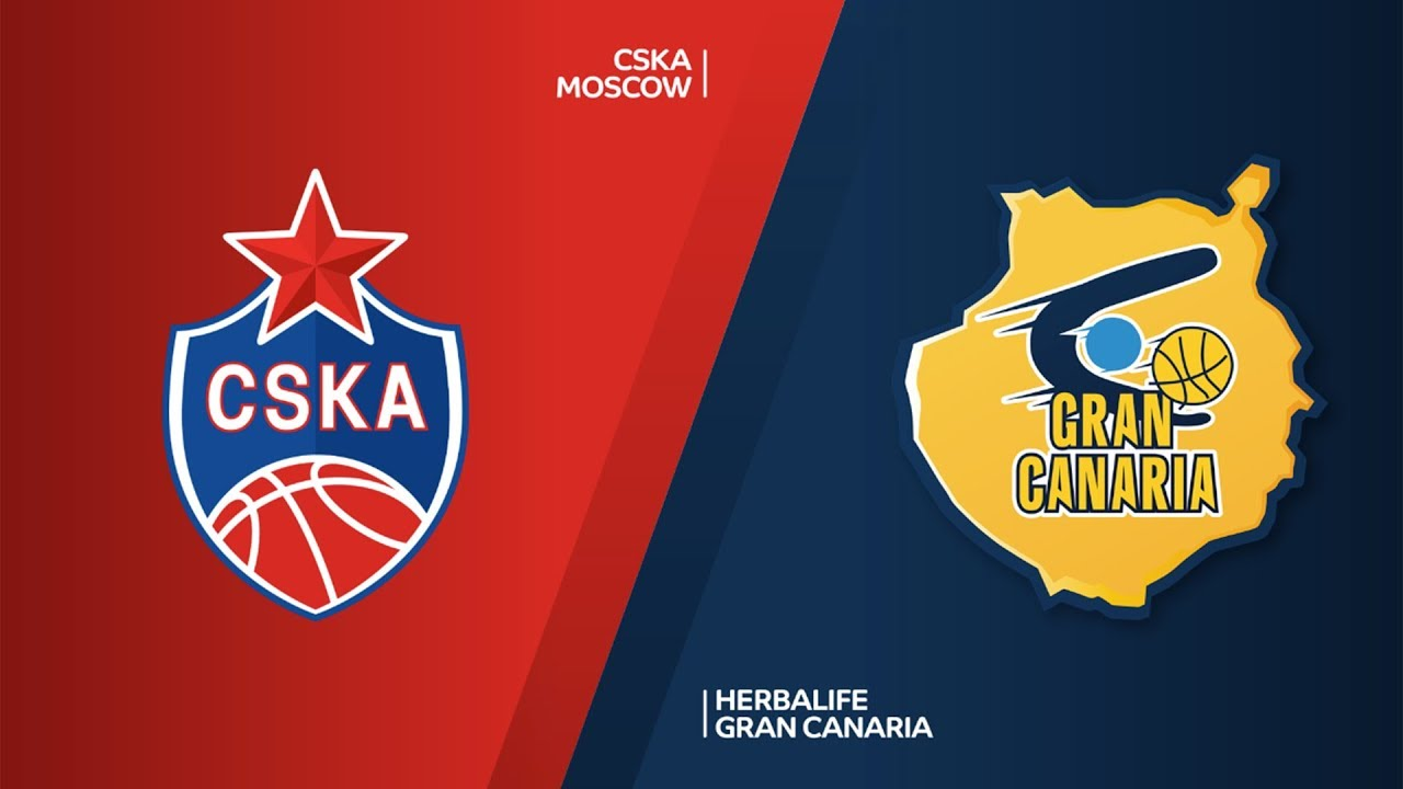 ÖZET |  CSKA Moskova- Herbalife Gran Canaria Videosu