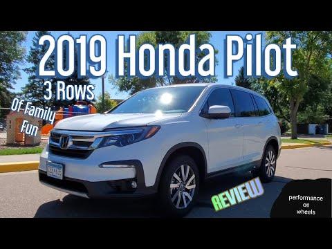 2019 Honda Pilot. Best Family suv?