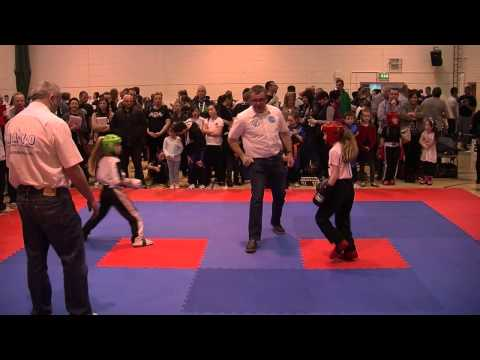 Jesse Jane McParland v Lucy Conlan Oates Irish Junior Nationals 2015