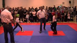 Jesse Jane McParland v Lucy Conlan Oates Irish Junior Nationals 2015
