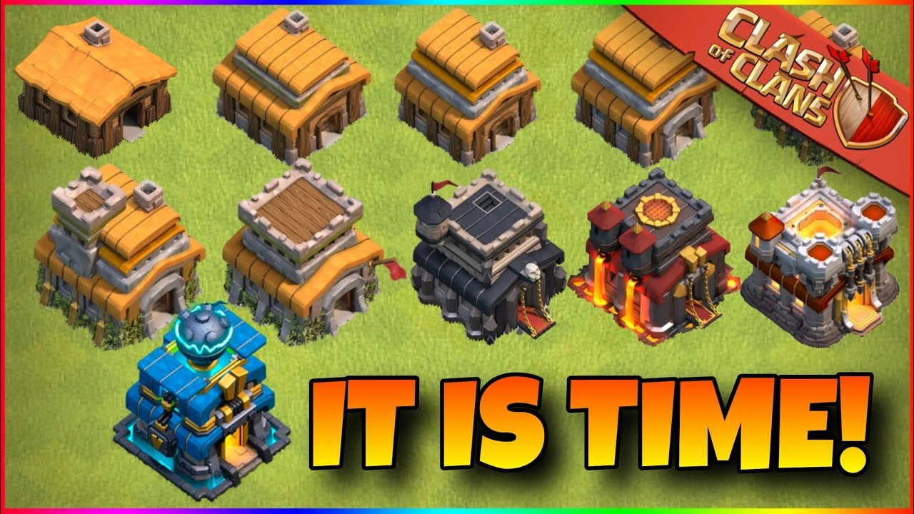 Image result for Clash of Clans Town Hall 13