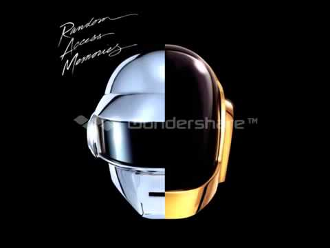 Daft Punk - Random Access Memories (Album)