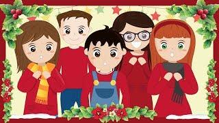 Canzoni di Natale - Metti l'Agrifoglio In Casa | Canzoncine per Bambini by Music For Happy Kids