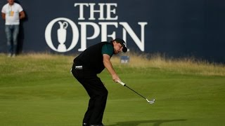 Phil Mickelson 63 (2016 Open Championship)