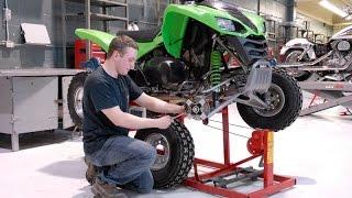 Канада 429: Профессия автомеханика