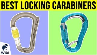 10 Best Locking Carabiners 2019