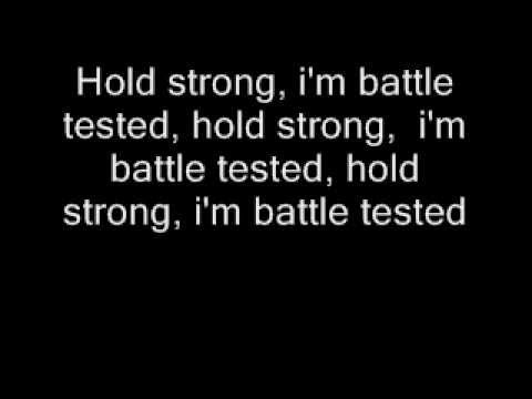 Rob Bailey and The Hustle Standard - Hold Strong (lyrics)