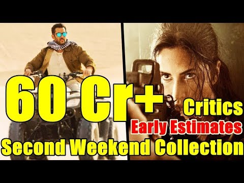 Tiger Zinda Hai Will Collect Over 60 Crores In Second Weekend I Critics