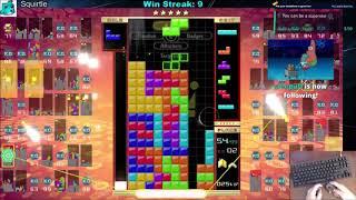 Tetris 99 Invictus - Insane First Game