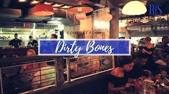 Dirty Bones Soho Restaurant Review