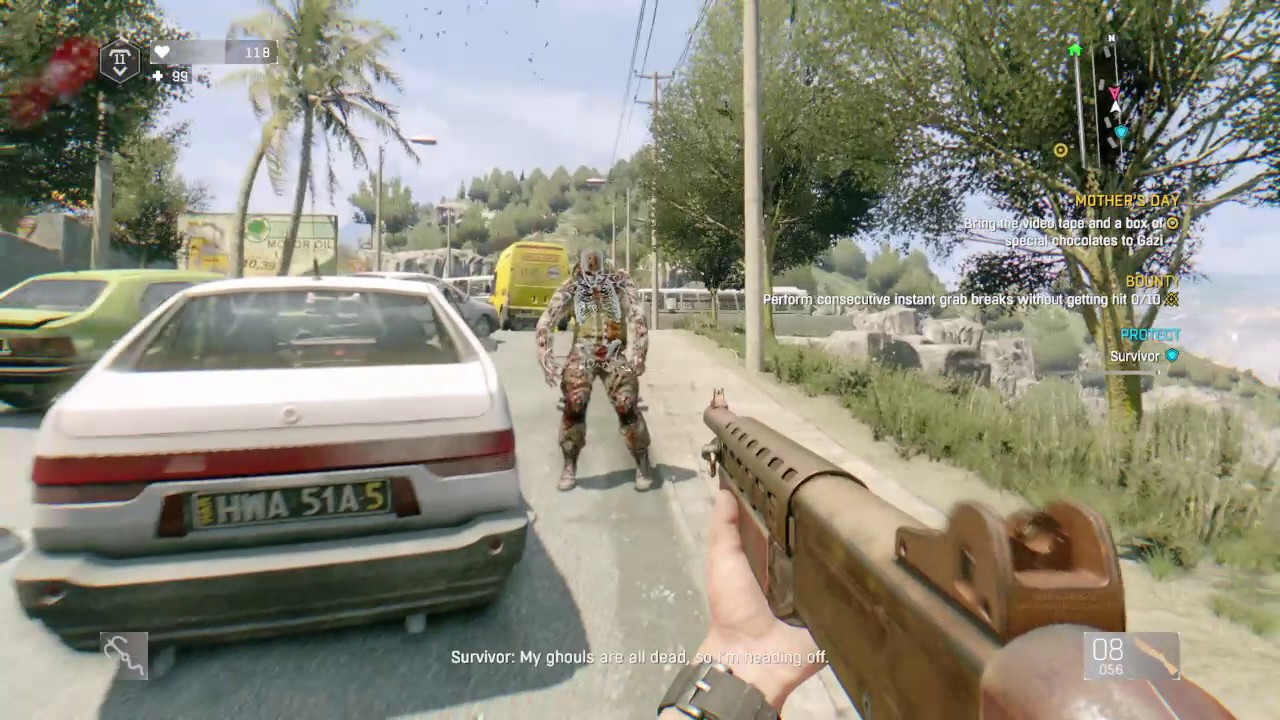 Dying Light how to repair my weapons forever