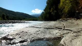 Малая  Лаба мост у  пос.Никитино