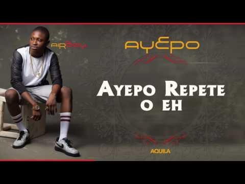 Airboy - Ayepo (Official Lyrics Video)