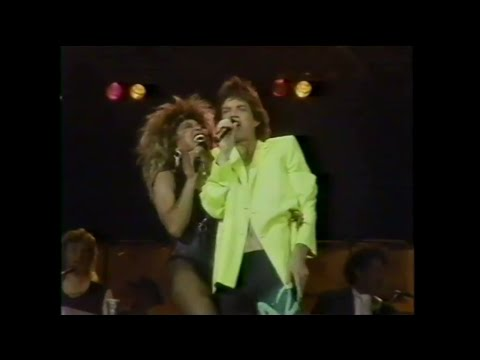 Mick Jagger & Tina Turner - It