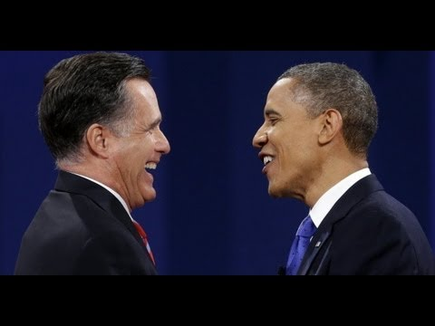 Debate: Romney and Obama Both Push Drone Warfare
