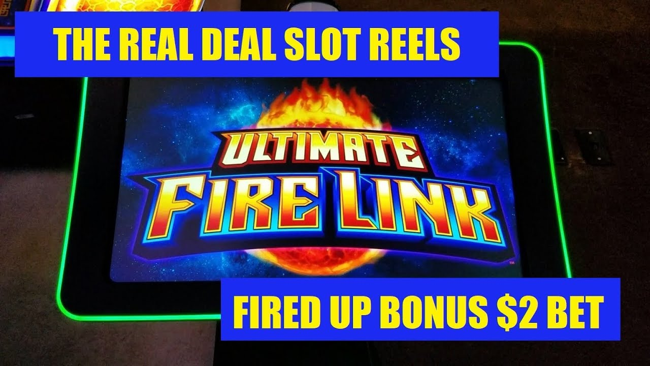 FIRED UP For A BONUS On ULTIMATE FIRE LINK 🔥 $2 BET