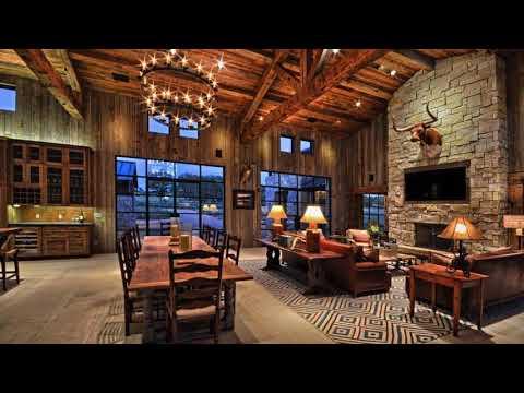 Texas Ranch Homes & Interiors