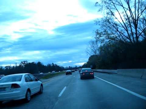 US23 south to Arborland